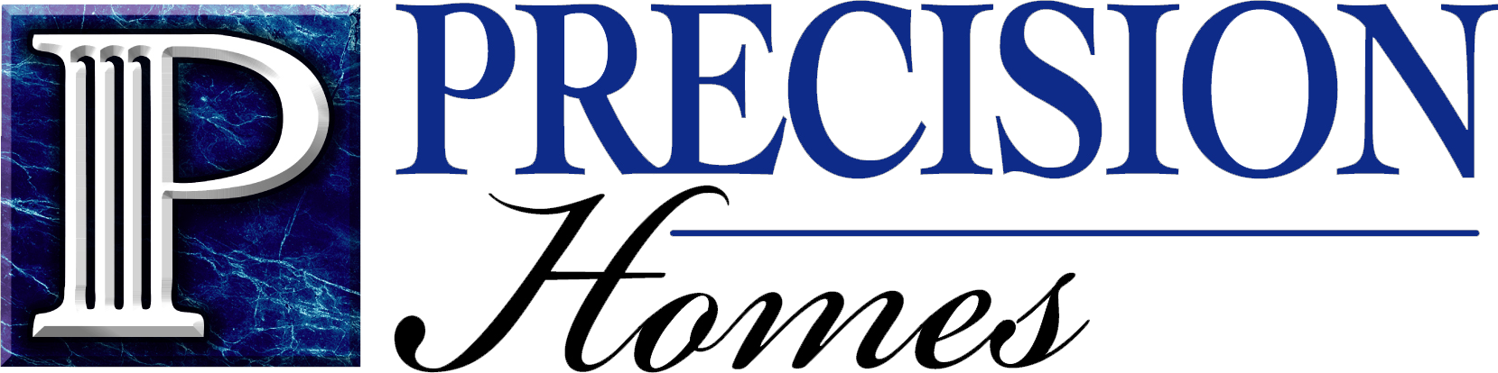 precision homes logo